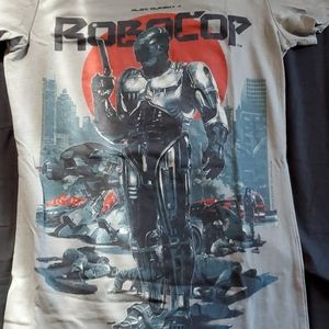 Robocop Women's Fitted T-Shirt Size S